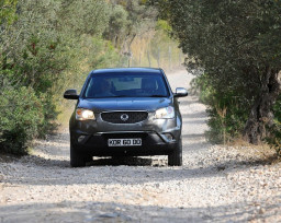 SsangYong Actyon 2.0 Xdi MT Turbo Comfort (2013)