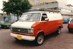 Chevrolet Chevy Van 5.7 AT G10 LWB