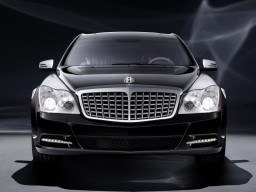 Maybach 57 5.5 AT