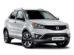 SsangYong Actyon 2.0 AT AWD Elegance