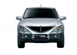 SsangYong Actyon 2.0 Xdi AT Turbo 4WD Luxury